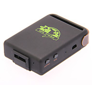 GPS TRACKER Rastreamento GSM GPRS carro com TK102 SD Card