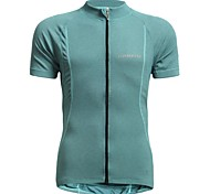 JAGGAD® Cycling Jersey Men's Short Sleeve Bike Breathable / Quick Dry Jersey / Tops Polyester / Elastane Patchwork Summer Cycling/Bike