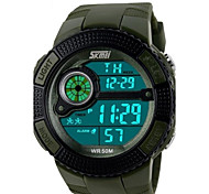 skmei® New Man Outdoor Sports Multifunction Led Digital Wrist Watch 50m Waterproof  Cool Watch Unique Watch
