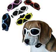 Dog Sunglasses Red / White / Blue / Pink / Yellow Spring/Fall Cosplay, Dog Clothes / Dog Clothing-Doglemi