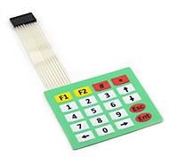 MaiTech 03120256 4 x 5 Matrix Keyboard / Membrane Switch
