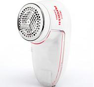 Colore Bianco Portable Flyco Fuzz Shaver con Soft-Touch interruttore