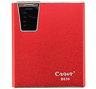 Cager B30 External USB Rechargeable Battery Power 7500mAh