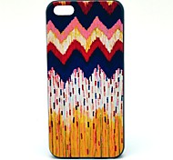 Футляр Красочные бисер ковров Племенной Шаблон для iPhone 5C