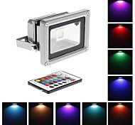 10 Spotlampen (RGB