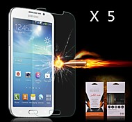Ultimate Shock Absorption Screen Protector voor Samsung Galaxy Ace S5830 (5 st)