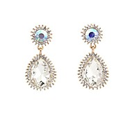 Drop EarringsJewelry Golden Alloy Wedding / Party