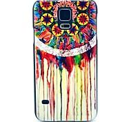 Für Samsung Galaxy Hülle Muster Hülle Rückseitenabdeckung Hülle Traumfänger PC Samsung S5