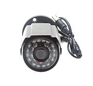 Câmeras de segurança ao ar livre com visão noturna