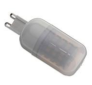 3W G9 LED-maïslampen T 48 SMD 3528 175 lm Warm wit AC 110-130 / AC 220-240 V