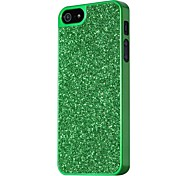 GGMM® Sparkle PC and Glitter Powder Hard Case for Iphone5/5s
