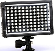 5500k TRIOPO TTV-88 Luz de Vídeo LED 10W - Preto