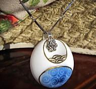 High Grade Porcelain Ceramic Necklace