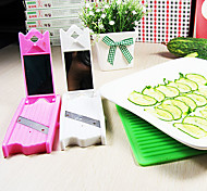 Easy To Use Cucumber Knife Help Keep Beauty(Random Color)