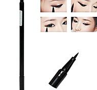 New Design Waterproof Liquid Eyeliner Pen Eye Liner Pencil Black 6546