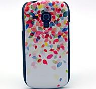 Colorful Diamond Pattern Hard Case for Samsung Galaxy S3 Mini I8190
