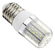 e27 5W 78x3014smd 936lm chaude lumière blanche / froid led ampoule de maïs (AC85-265V)