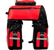 Fahrrad Kofferraum Tasche/Fahrradtasche / Fahrradtasche / Rucksackzubehör Wasserdicht / Schnell abtrocknend / 3 in 1Legere Sport /