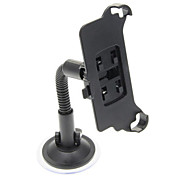 360 Degree Swivel Holder Air Vent Mount con ventosa para el iPhone 5/5S