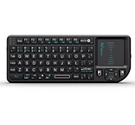 rt-mwk01 mini-x1 2.4ghz teclado sem fio com touchpad rii do mouse para a caixa Android TV / pc / IPTV