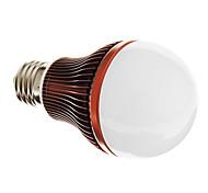 E26/E27 10 W 20 SMD 5730 1000 LM Warm White Globe Bulbs AC 220-240 V