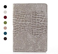 Crocodile Pattern  PU Leather Case  for Samsung Galaxy  Note 10.1 P600 (Assorted Colors)