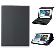 "Universal 7""-8"" Faux Leather Flip Case for iPad mini 3, iPad mini 2, iPad mini w/ Bluetooth Keyboard (Assorted Colors)"