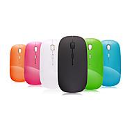 A100 2.4ghz wireless mouse ottico sottile eccellente dpi regolabile mini (colori assortiti)