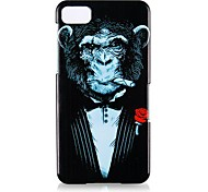Cas Motif Retour cigare de gorille pour BlackberryZ10