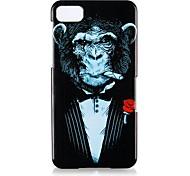 Cigar Gorilla Pattern Back Case for BlackberryZ10