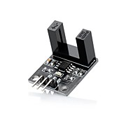 DIY LM393 Infrared Speed Sensor Module for (For Arduino) (Works with Official (For Arduino) Boards)