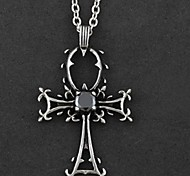 Fashion And Personality Cross Pendant Necklace