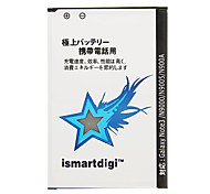ismartdigi 3200mAh Cell Phone Battery for Samsung Galaxy Noto 3/N9000/N9005/N900A