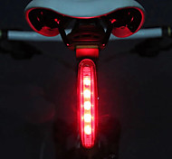 Bike Lights / Rear Bike Light / Safety Lights LED Cycling AAA Lumens Battery Cycling/Bike-MOON