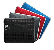 Western Digital My Passport Ultra USB3.0 2T 2.5-inch Ultrathin Portable External Hard Drive[Black]