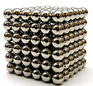 216 boule colorée NdFeB magnétique Cube footballène Diamètre 5 mm couleur aléatoire