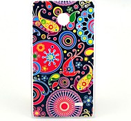 Colorful Jellyfish Pattern Hard Case for Nokia X