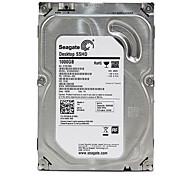 """seagate st1000dx001 SATA3 3.5 """"1tb sshd disco duro interno para el escritorio"""