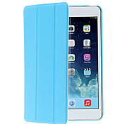 Protective  Leather + T Case w/ Auto Sleep for iPad mini 3, iPad mini 2, iPad mini (Assorted Color)