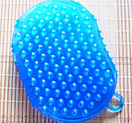Useful Blue Massage Gloves