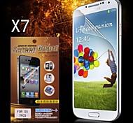 Protezione di schermo protettivo HD per Galaxy i9600 Samsung S5 (7pcs)