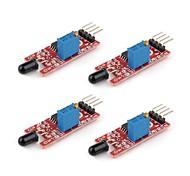 HYCG01   DIY Flame Sensor Module for (For Arduino)