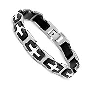Stainless Steel Bracelets Fashion Jewelry Steel 210mm 304 Stainless Steel Men's Bracelets