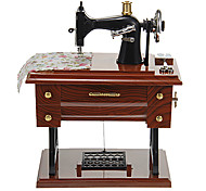 Elegant Gift Musical Sewing Machine Toy