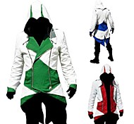 Inspired by Video Game Assassinator Cosplay Hoodie
