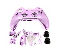 Ersatz Gehäuse Case für Xbox Ein Controller (Pink)