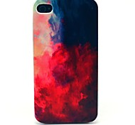 Sea of Cloud Pattern Hard Case for iPhone 4/4S