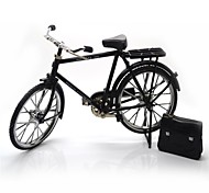 Gupao ® Metallic Black Man biciclette novità butano