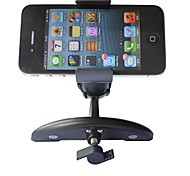 APPS2CAR® HandsFree Car Cd Stereo Slot Clamp Clip Mount Holder for Samsung&iPhone Cell Phones