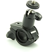 Egamble GP154 Black Handlebar Mount adapter for Digital Camera/GPS